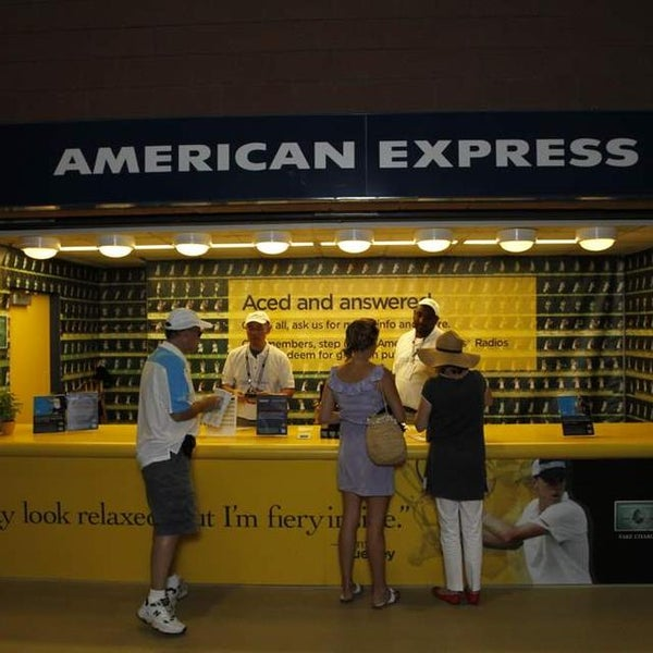 Photos At Guest Information Hosted By American Express East Gate - Us-open-tennis-center-map