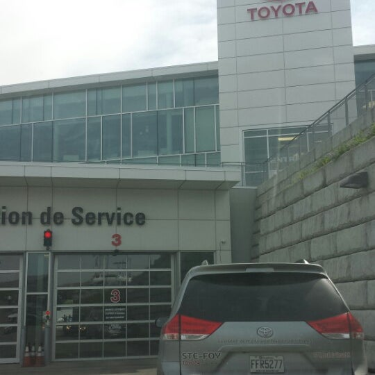 St Foy Toyota >> Photos At Ste Foy Toyota Sainte Foy Quebec Qc