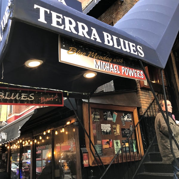 Photo prise au Terra Blues par Tarik F. le4/9/2018