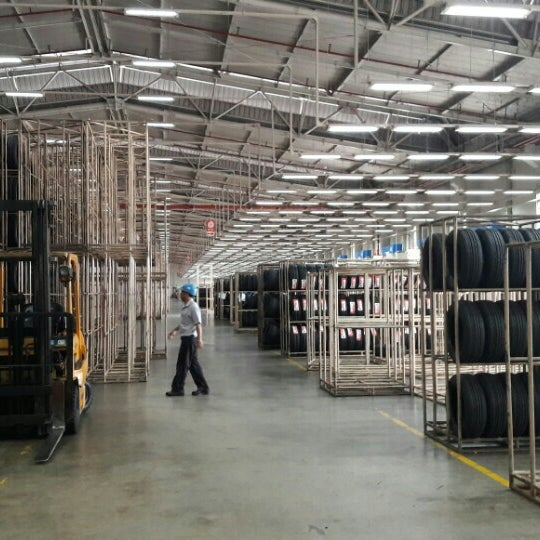 Thai Bridgestone Co. Ltd. (Nongkhae Plant) - Nong Khae Saraburi