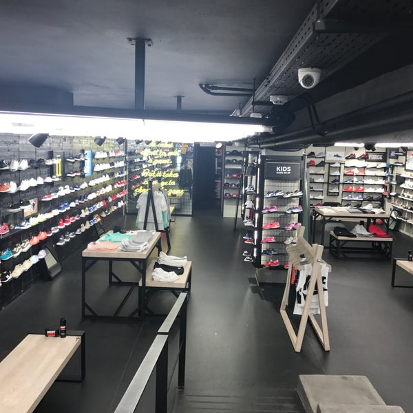 Photo taken at Sneaker10 by Lambros G. on 5 26 2017 c531512f81f