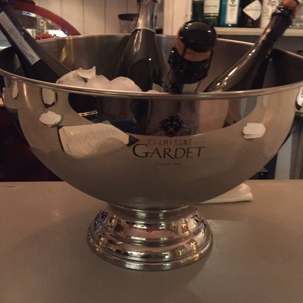 Photo Taken At Bishop39s Dining Room Amp Wine Bar By Ed