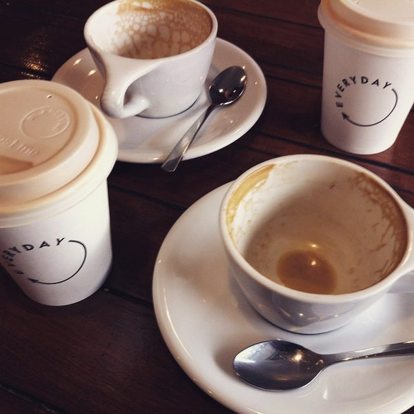 4/18/2015にEdwena D.がEveryday Coffeeで撮った写真