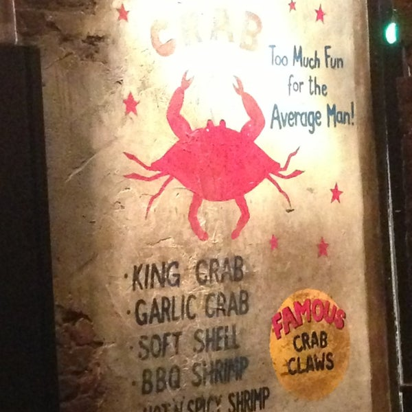 Foto tirada no(a) Big Easy Bar.B.Q & Crabshack por Carme R. em 8/25/2013