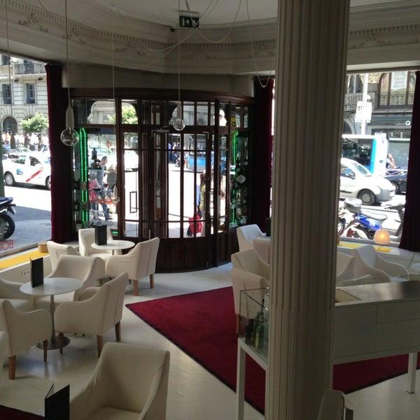 Foto scattata a Hotel de las Letras da Luis R. il 7/2/2013