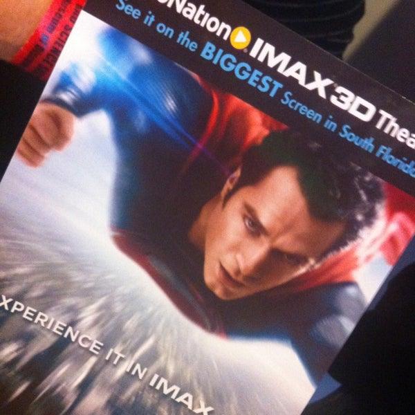 Снимок сделан в Autonation IMAX 3D Theater пользователем Shay W. 6/13/2013