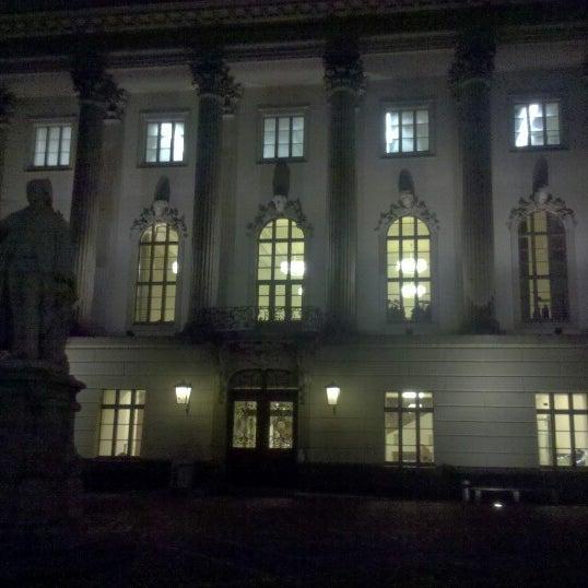 12/3/2012에 Fabian M.님이 Humboldt-Universität zu Berlin에서 찍은 사진