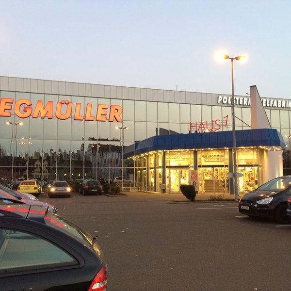 Fotos Bei Segmüller Einrichtungshaus Nürnberg Mögeldorf