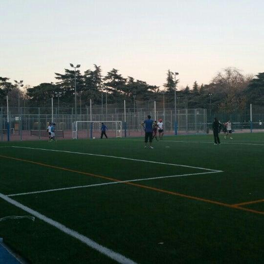 jugar fútbol 7 en Madrid