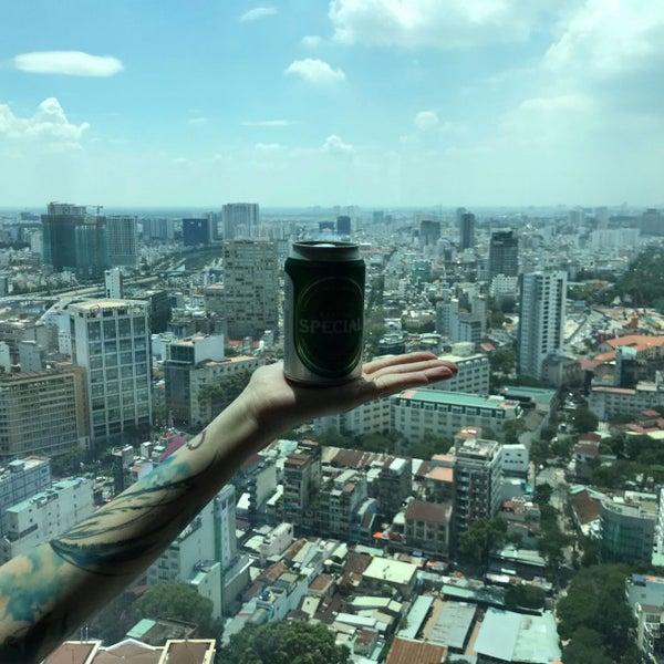10/8/2017 tarihinde Joel S.ziyaretçi tarafından The Reverie Saigon'de çekilen fotoğraf