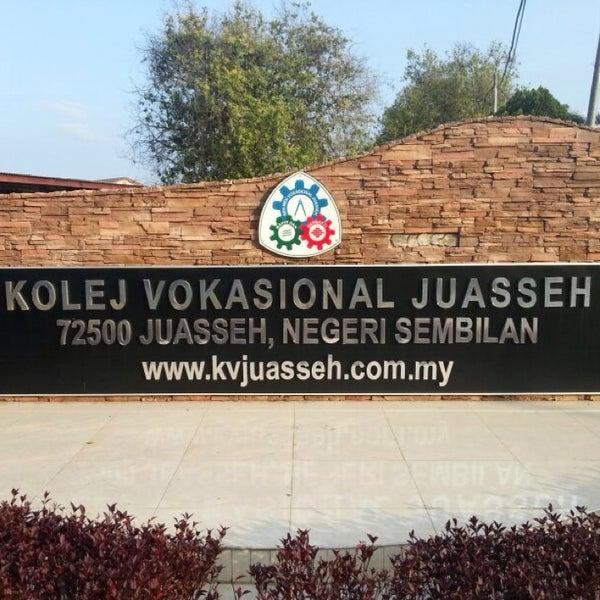Photos At Kolej Vokasional Juasseh College Technology Building