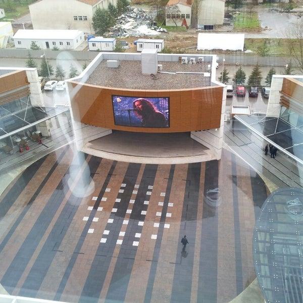 Das Foto wurde bei Tepe Prime Avenue von Meryem A. am 3/12/2013 aufgenommen