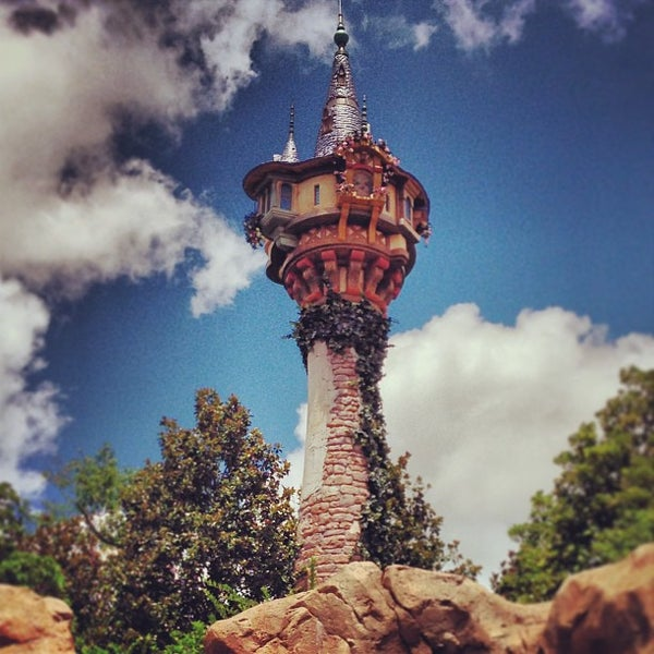 Rapunzel's Tower - Walt Disney World Resort - Bay Lake, FL