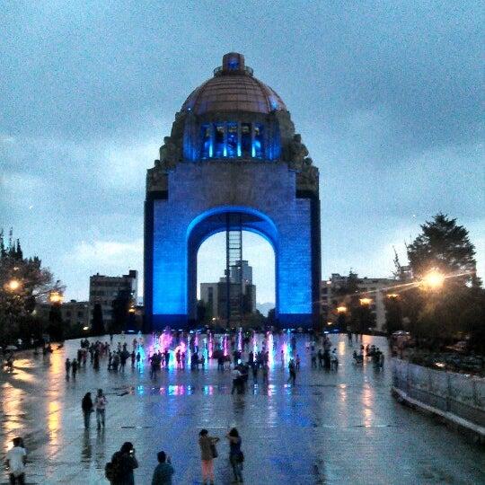 Foto tomada en Monumento a la Revolución Mexicana por Charlie B. el 4/7/2013