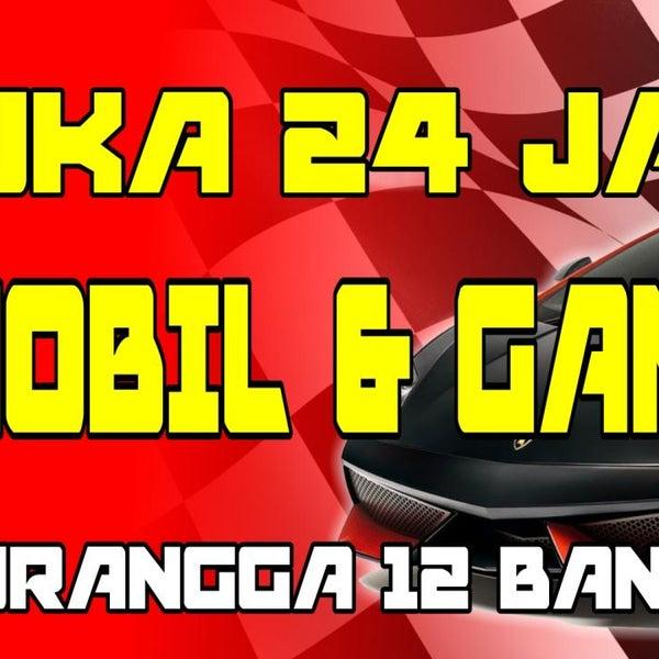 Cuci Mobil 24 Jam Jl Turangga 12