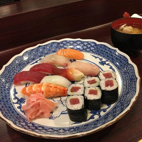 12/15/2016にShank M.がTanabe Japanese Restaurantで撮った写真