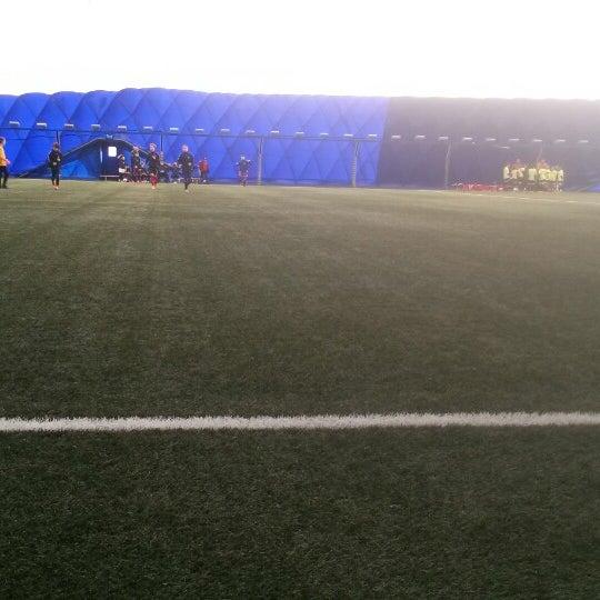 Photo prise au Štadión FK Senica par Miro J. le2/20/2016