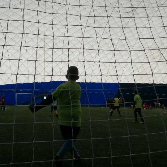 Foto tirada no(a) Štadión FK Senica por Miro J. em 10/26/2014