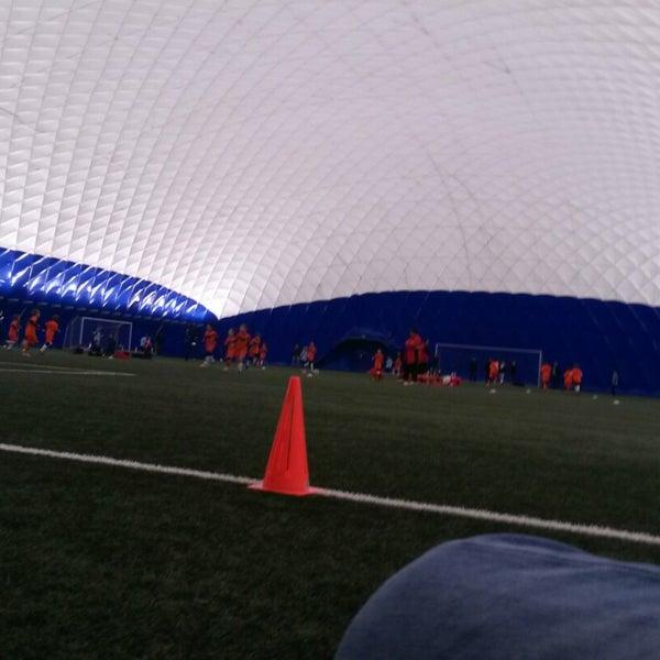 Foto tirada no(a) Štadión FK Senica por Miro J. em 11/29/2014