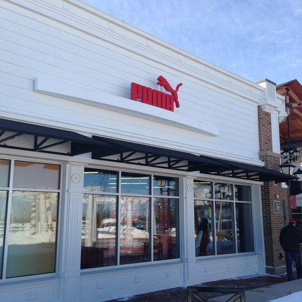 The Puma Outlet Merrimack Premium Outlets Merrimack Shoe Store