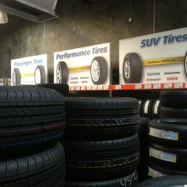 Costco Tire Center - East Vallejo - 198 Plaza Dr