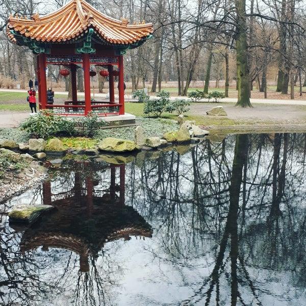 Photos At Aleja Chinska W Lazienkach Krolewskich łazienki