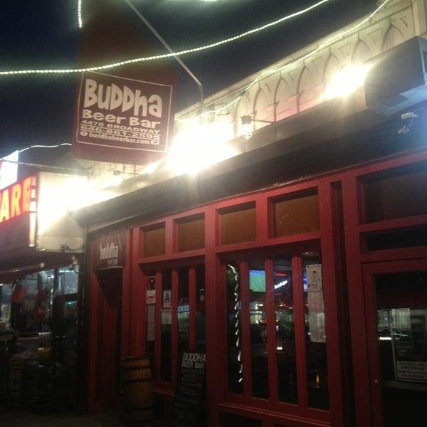 Photo prise au Buddha Beer Bar par Will I. le3/2/2013