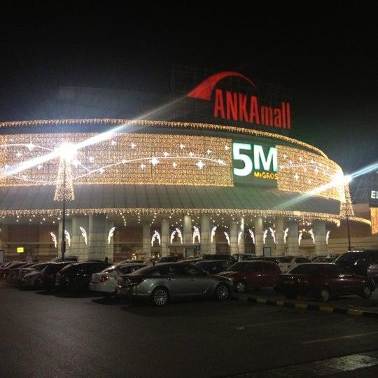 Foto scattata a ANKAmall da Gökhan M. il 11/5/2012