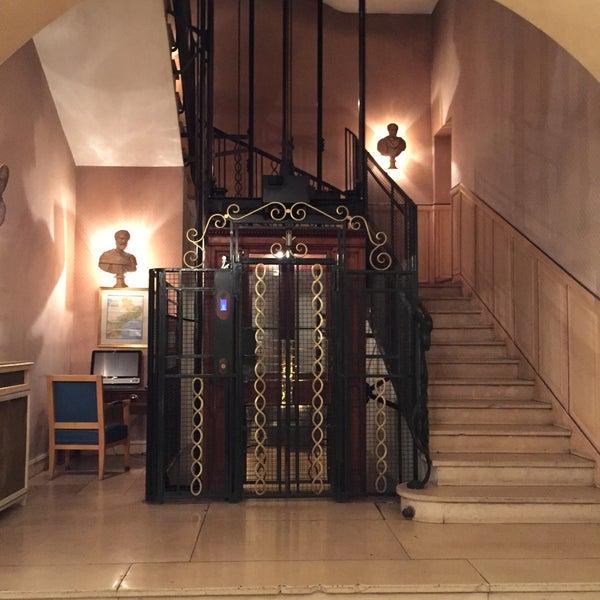 Photo prise au Hôtel IMPERATOR**** par Danilique le1/8/2015