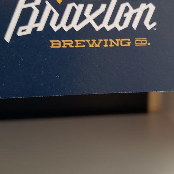 Photo prise au Braxton Brewing Company par Gerald P. le10/24/2020
