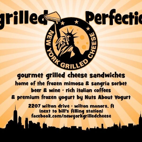 Foto tomada en New York Grilled Cheese Co. por Aaron M. el 3/8/2013
