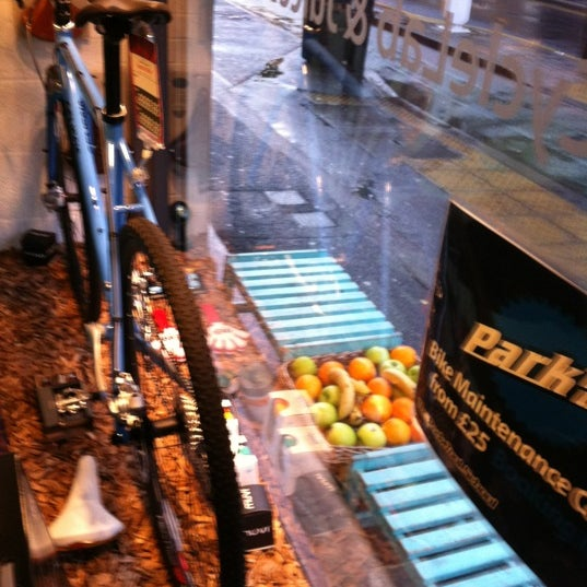 Photo prise au CycleLab & JuiceBar par András N. le11/26/2012