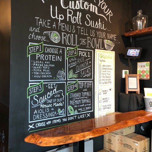 Up Roll Cafe - Café in Honolulu