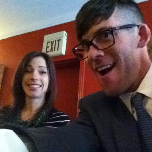 3/28/2013 tarihinde Kyle P.ziyaretçi tarafından Madison Bistro'de çekilen fotoğraf