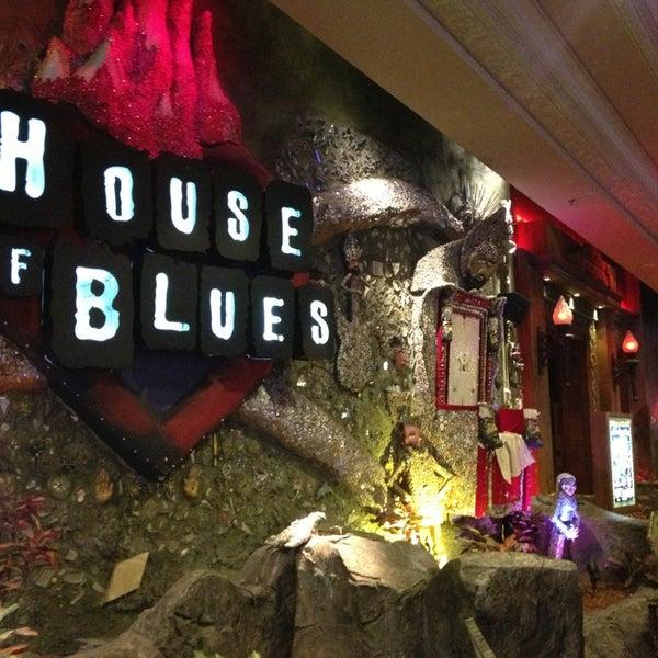 Снимок сделан в House of Blues пользователем James L. 5/28/2013