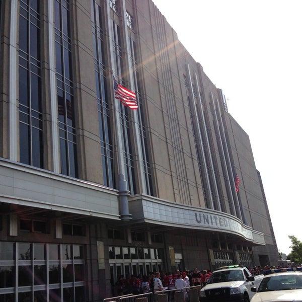 รูปภาพถ่ายที่ United Center โดย Dan S. เมื่อ 6/15/2013