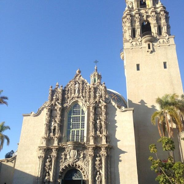 Foto scattata a San Diego Museum of Man da Meredith C. il 2/12/2013
