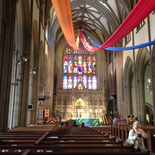 Foto scattata a Trinity Church da Kazuo K. il 5/26/2013