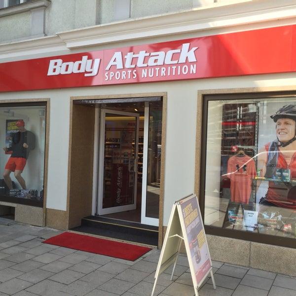 body attack premium store jetzt geschlossen neu ulm bayern. Black Bedroom Furniture Sets. Home Design Ideas