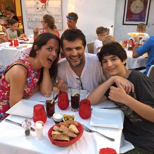 8/8/2017にPY B.がRestaurante El Olivoで撮った写真