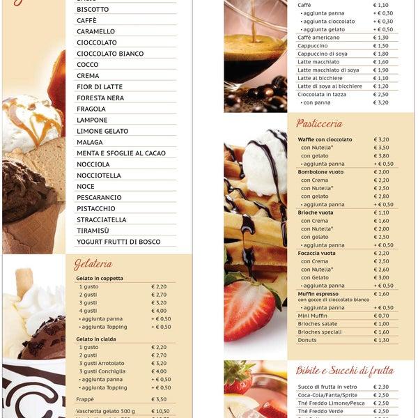 Gelateria Crema E Cioccolato Bologna Ice Cream Shop In Bologna