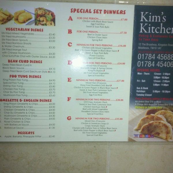 Photos At Kim S Kitchen Broadway
