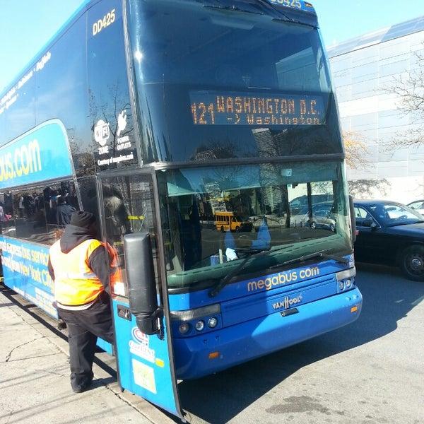 Photos at Megabus Terminal - W 34th St & 11 Av - Chelsea - W 34th St