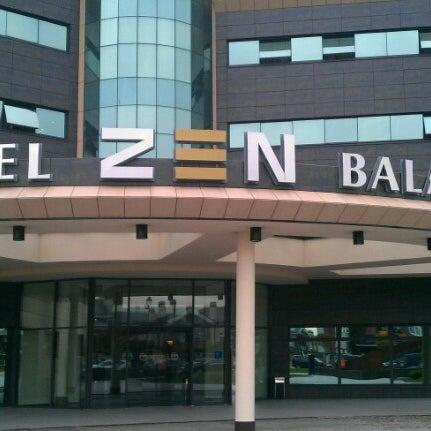 Foto tomada en Hotel Spa Zen Balagares por Javier R. el 10/10/2012