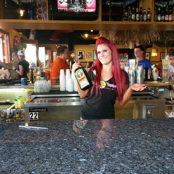 Foto diambil di Mickie Finnz Fish House & Bar oleh John B. pada 3/16/2013