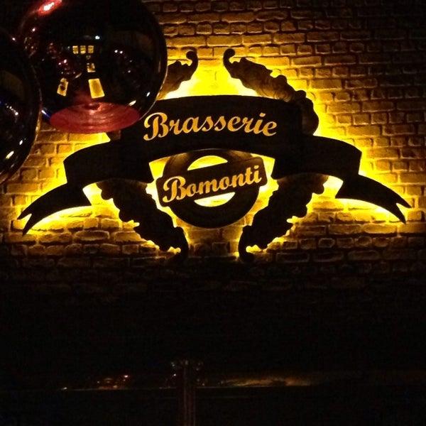 Photo prise au Brasserie Bomonti par İrem S. le7/2/2013