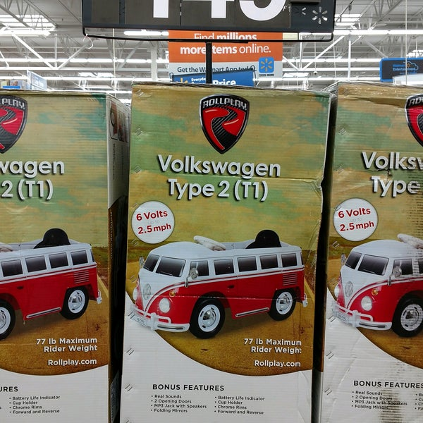 Photos at Walmart Supercenter - 2500 Dawes Rd