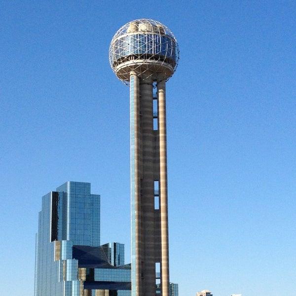 2/15/2013にGary E.がReunion Towerで撮った写真