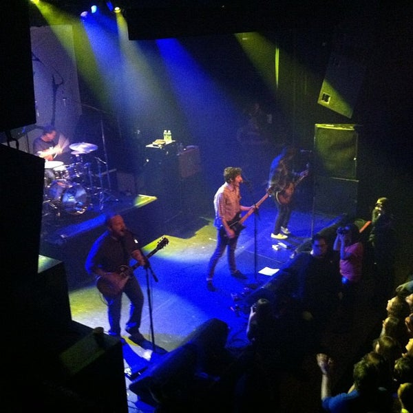 Photo prise au Irving Plaza par katie b. le12/29/2012