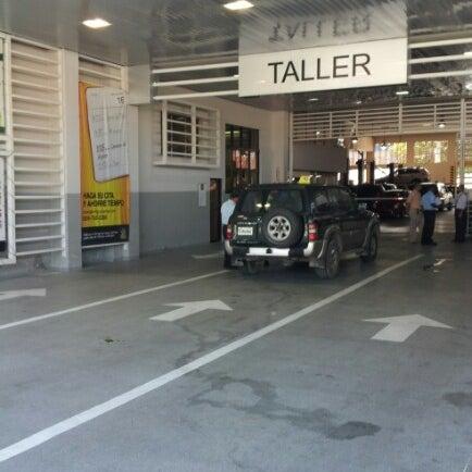 Photo taken at Santo Domingo Motors by Jose R. on 10/29/2012